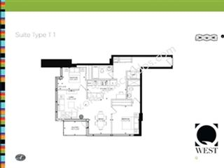 Q West - floor plan 5