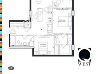 Q West - floor plan 1