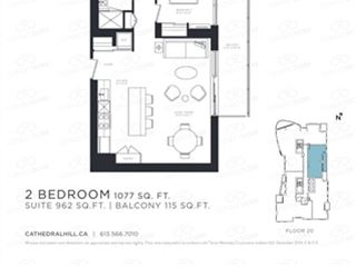 Cathedral Hill - floor plan 2
