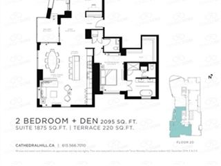 Cathedral Hill - floor plan 1