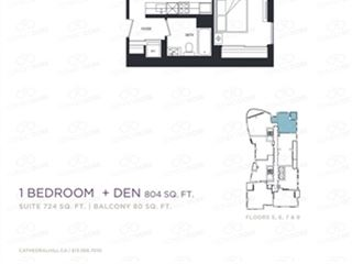 Cathedral Hill - floor plan 0