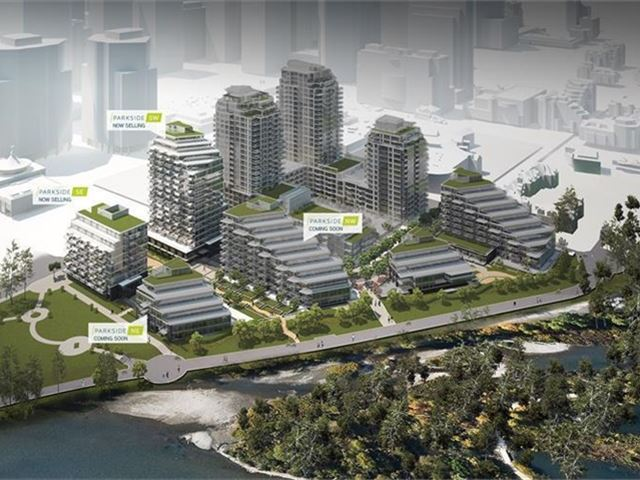 Waterfront Parkside West Tower - photo 1