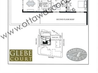Glebe Court - floor plan 1