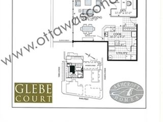 Glebe Court - floor plan 2