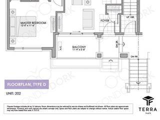 Fernbank Crossing Terra Flats - floor plan 4