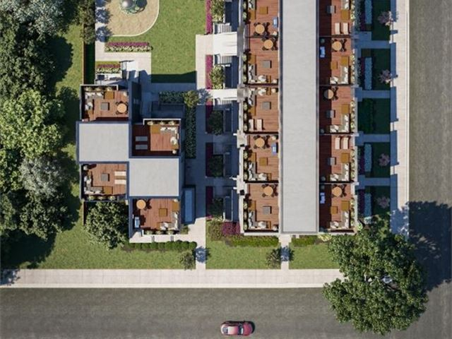 Longhaven Luxury Lakeside Stacked Townhomes - photo 1