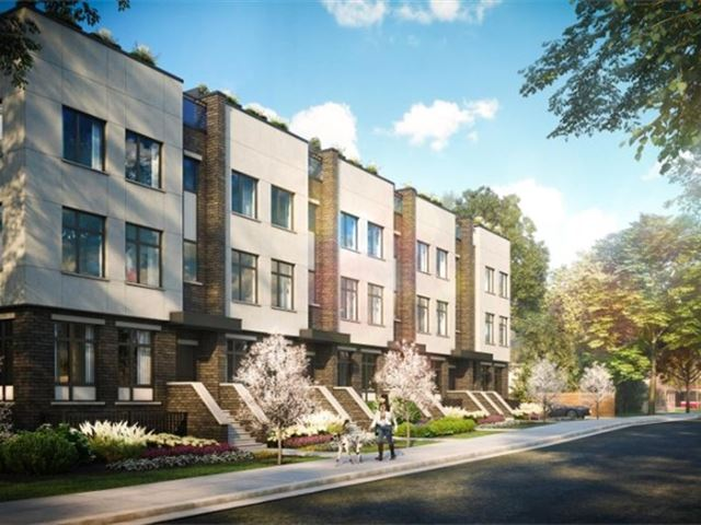 Longhaven Luxury Lakeside Stacked Townhomes - photo 2