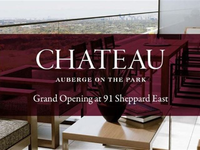 Chateau Auberge On The Park - photo 1