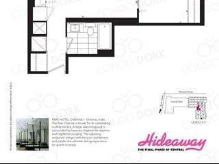 Hideaway & Central Phase 3 - floor plan 1