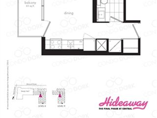 Hideaway & Central Phase 3 - floor plan 5