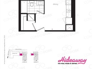 Hideaway & Central Phase 3 - floor plan 3