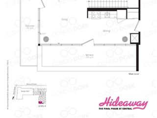 Hideaway & Central Phase 3 - floor plan 0