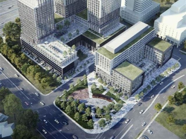 300 The East Mall Condos - photo 2