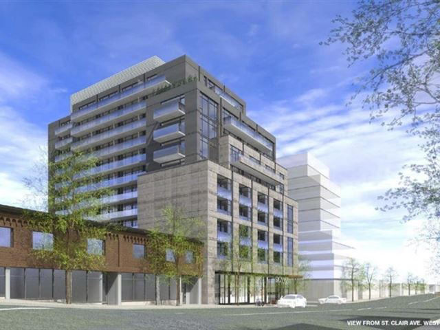 908 St Clair Ave West Condos - photo 2