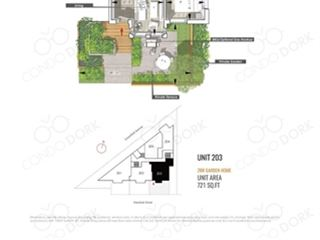 Canal Lofts - floor plan 2