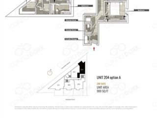 Canal Lofts - floor plan 3
