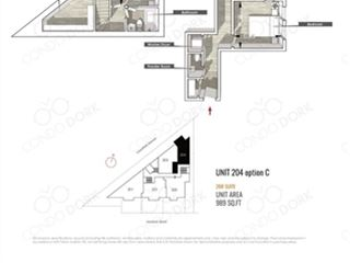 Canal Lofts - floor plan 5