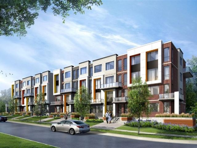 Downsview Park Towns - photo 1