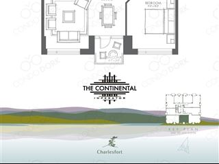The Continental - floor plan 4