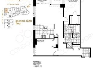 LeBreton Flats Phase 1 - floor plan 0
