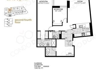 LeBreton Flats Phase 1 - floor plan 4