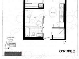 Central Phase 2 - floor plan 1