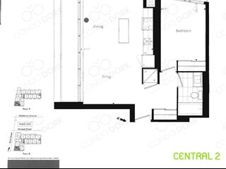 Central Phase 2 - floor plan 2