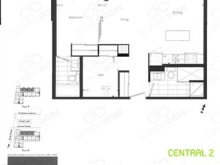 Central Phase 2 - floor plan 3