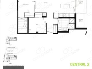 Central Phase 2 - floor plan 4