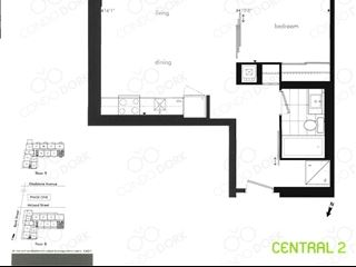 Central Phase 2 - floor plan 5