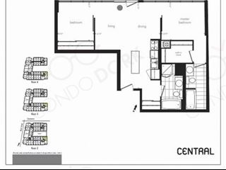 Central Phase 1 - floor plan 2