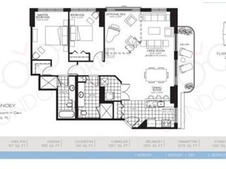 Claridge Plaza Phase 2 - floor plan 4