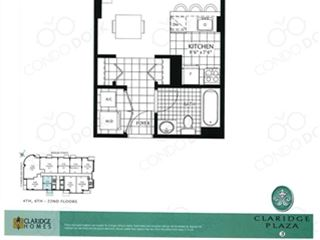 Claridge Plaza Phase 3 - floor plan 1
