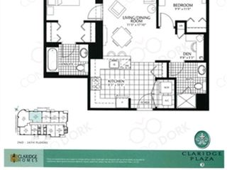 Claridge Plaza Phase 3 - floor plan 2