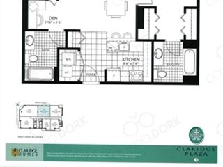 Claridge Plaza Phase 3 - floor plan 4