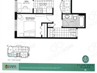 Claridge Plaza Phase 3 - floor plan 5