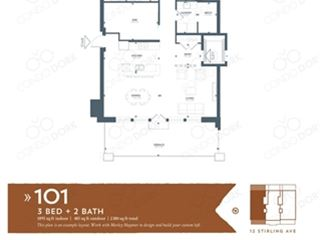 Yard and Station - floor plan 0
