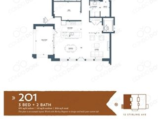 Yard and Station - floor plan 3