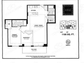Piccadilly - floor plan 1