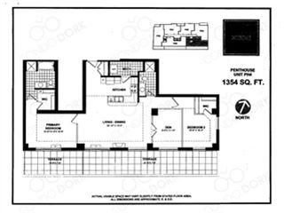 Piccadilly - floor plan 2