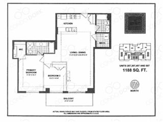 Piccadilly - floor plan 5