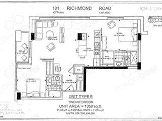 101 Richmond Rd - floor plan 0