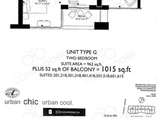 101 Richmond Rd - floor plan 3