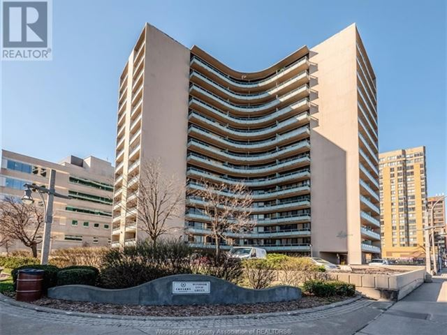 Le Goyeau Condominiums - 1108 111 Riverside Drive East - photo 1