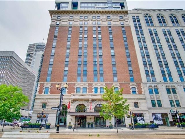 The Residences of Royal Connaught -  112 King Street East - photo 1