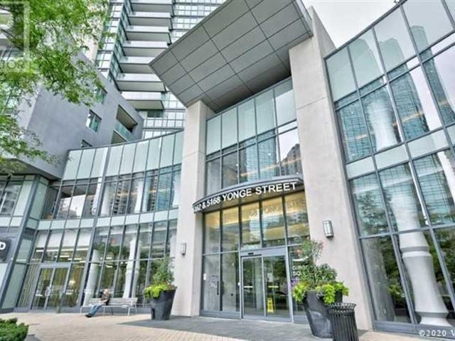 Gibson Square South Tower - 1711 5162 Yonge Street - photo 2