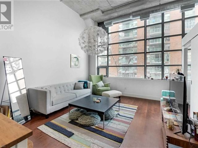 Tip Top Lofts - 222 637 Lake Shore Boulevard West - photo 1