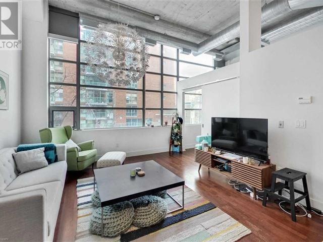 Tip Top Lofts - 222 637 Lake Shore Boulevard West - photo 3